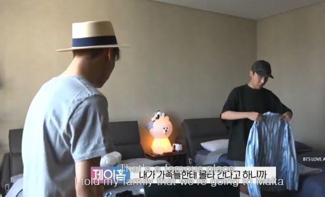 Giàu nứt đố đổ vách nhưng Jimin và J-Hope BTS vẫn cùng nhau làm điều này-4