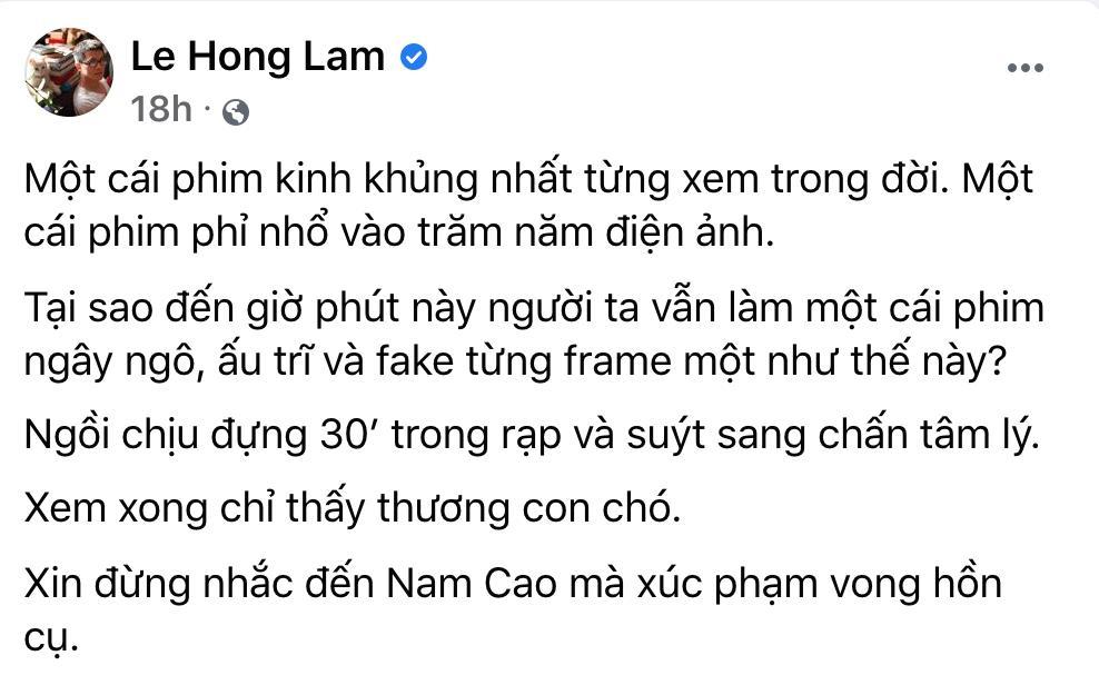 Làng phim Việt nháo nhào vì Cậu Vàng: Khen dè dặt, chê sấp mặt-5