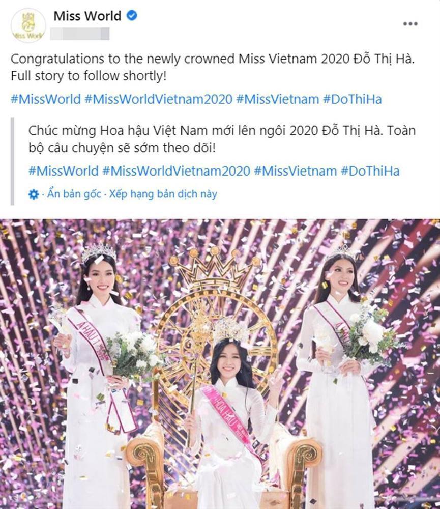 Hoa hậu Việt Nam Đỗ Thị Hà được dự đoán lọt top 10 Miss World 2021-7