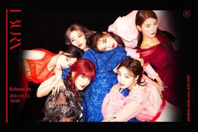 (G)I-DLE comeback thành công nhưng visual hát ít khiến fan Trung đe dọa tẩy chay-1