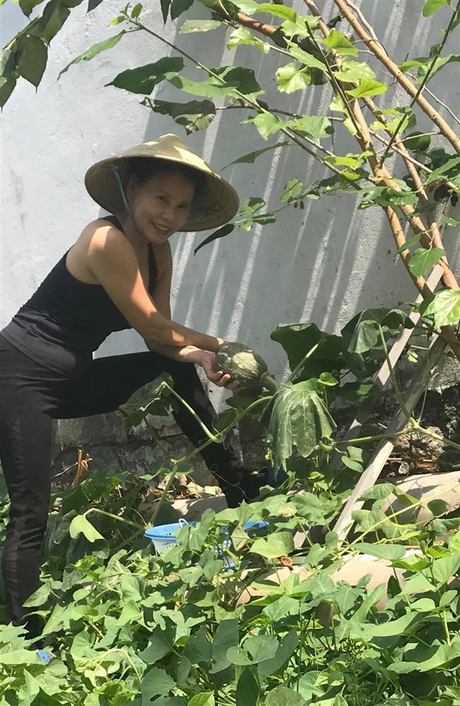 Bố mẹ Hồ Ngọc Hà làm nông dân cuốc đất dù giàu nứt đố đổ vách-5