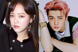Kim Sejeong lên tiếng khi bị tấn công vì quá thân thiết với Sehun EXO