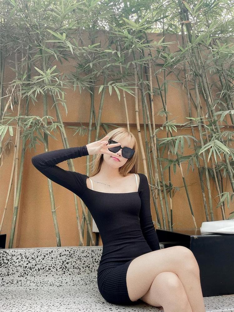Thiều Bảo Trâm khoe body đẹp như tạc, đúng chuẩn dáng vợ chủ tịch Sơn Tùng-4