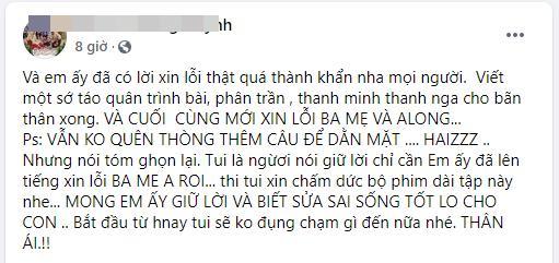 Hội bạn Vân Quang Long làm gì sau khi vợ cố ca sĩ lên tiếng xin lỗi?-3