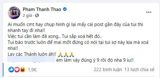 Hội bạn Vân Quang Long làm gì sau khi vợ cố ca sĩ lên tiếng xin lỗi?-6