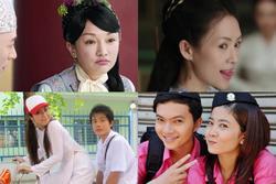 Những diễn viên Việt 'cưa sừng' giỏi hơn Châu Tấn và Chương Tử Di