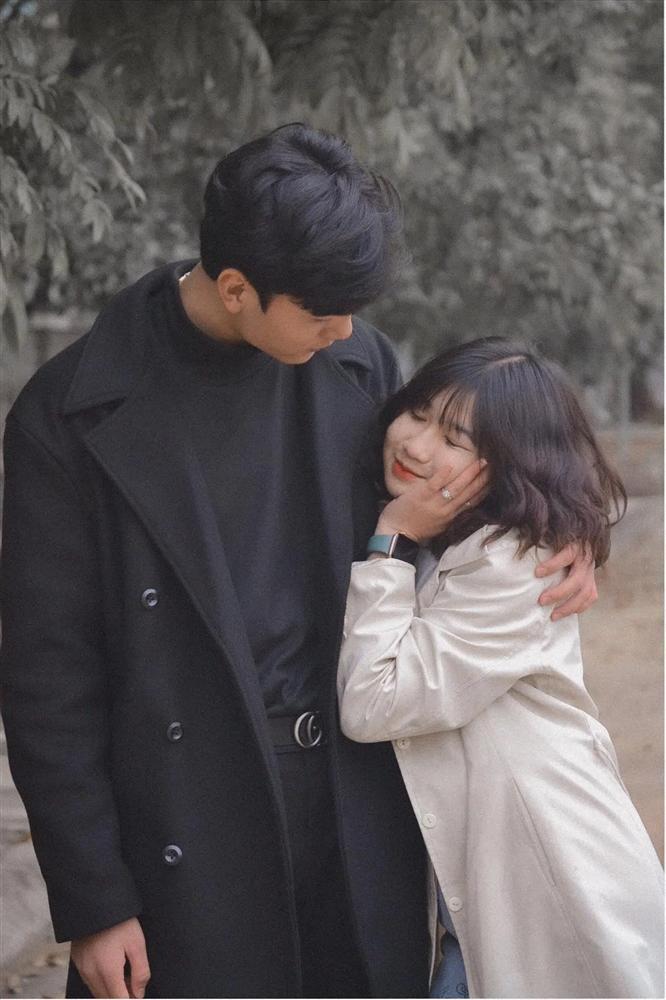 Bộ ảnh thu hút đến 41 nghìn like và câu chuyện tình của cặp đôi hơn kém nhau 26cm-4