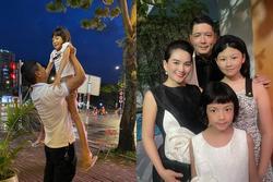 Con gái út kế thừa trọn vẹn vẻ đẹp Bình Minh