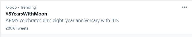 8 năm ngày Jin BTS phát vlog đầu tiên cũng được ARMY kỷ niệm tưng bừng-4