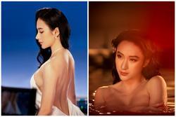 Hết ảnh bán nude, Angela Phương Trinh khoe thềm ngực mơn mởn gây tranh cãi