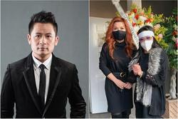 Vợ cũ 'cãi lời' Bằng Kiều để dự tang lễ bố đẻ Như Quỳnh