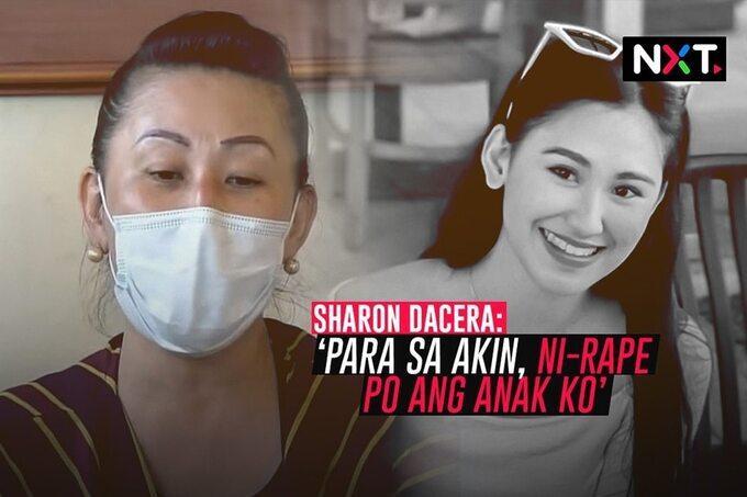 Mẹ Á hậu Philippines tin rằng con bị cưỡng hiếp-1