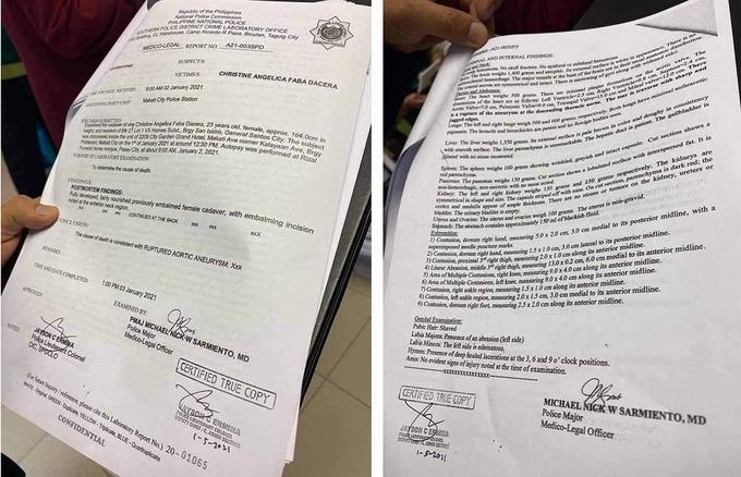 Mẹ Á hậu Philippines tin rằng con bị cưỡng hiếp-3