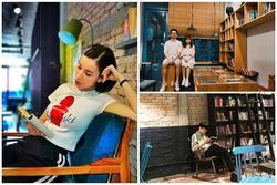 Bao trọn không gian yên tĩnh với những quán cafe sách ở Sài Gòn