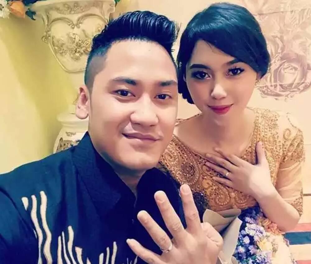 Vợ nam tiếp viên chết trong vụ máy bay rơi ở Indonesia: Hãy đợi em ở trên thiên đàng-1