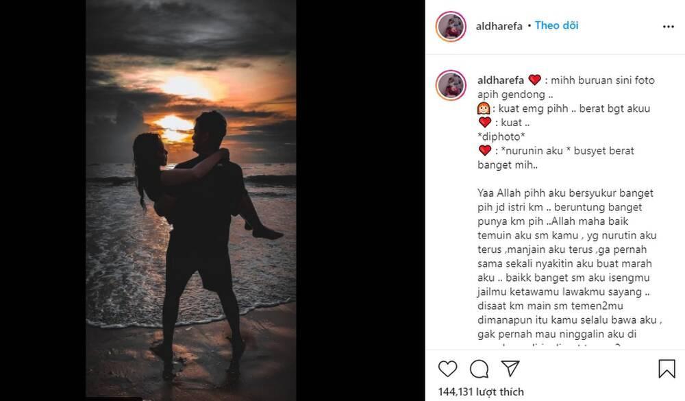 Vợ nam tiếp viên chết trong vụ máy bay rơi ở Indonesia: Hãy đợi em ở trên thiên đàng-2