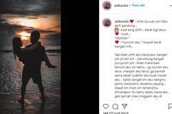 Vợ nam tiếp viên chết trong vụ máy bay rơi ở Indonesia: 'Hãy đợi em ở trên thiên đàng'