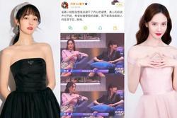 Trịnh Sảng đăng Weibo xin lỗi bạn gái cũ của Đặng Luân, lên No.1 Hot Search rồi lại xóa mất