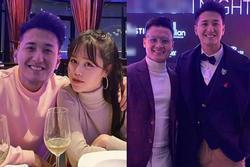 Phản ứng của Quang Hải khi bị diễn viên Huỳnh Anh và bạn gái cũ 'cà khịa'