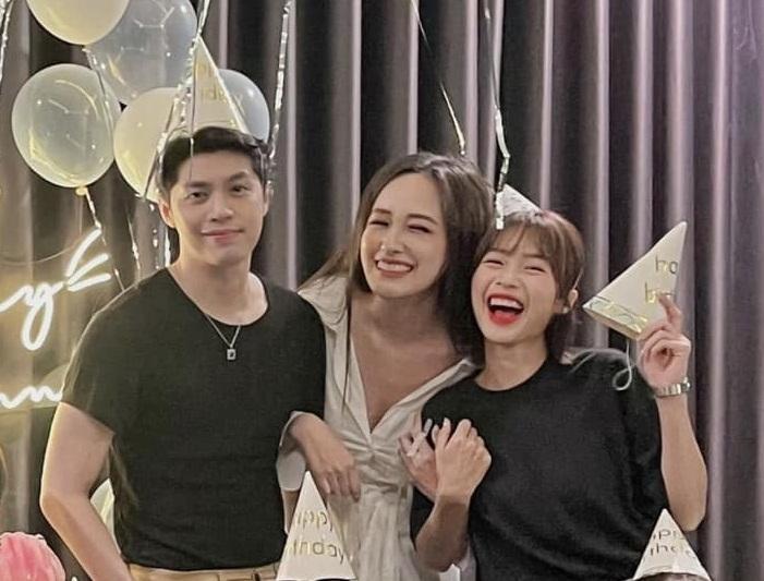 Noo Phước Thịnh - Mai Phương Thúy chiếm trọn spotlight sinh nhật Ông Cao Thắng-2
