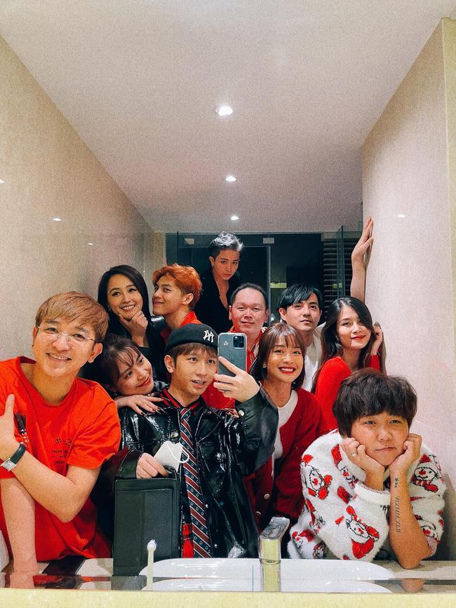 Noo Phước Thịnh - Mai Phương Thúy chiếm trọn spotlight sinh nhật Ông Cao Thắng-6