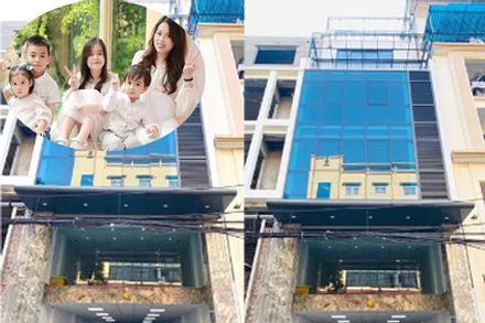 Hằng 'Túi' chốt sổ năm cũ: Tậu building 'khổng lồ' giữa trung tâm Hà Nội