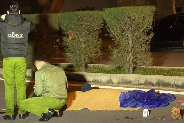 Thanh niên chết trên vũng máu giữa đường trong đêm khuya ở Đà Nẵng-1