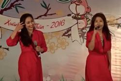 Ốc Thanh Vân từng song ca cùng Mai Phương cực 'cháy' khi về thăm trường cũ