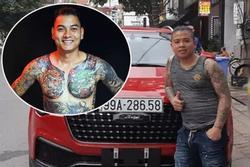 Gã xăm trổ vằn vện nã đạn vào xe của 'thánh chửi' Dương Minh Tuyền bị truy nã