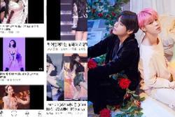 Netizens 'choảng' nhau cực gắt về hành vi quấy rối tình dục Idol nam và nữ