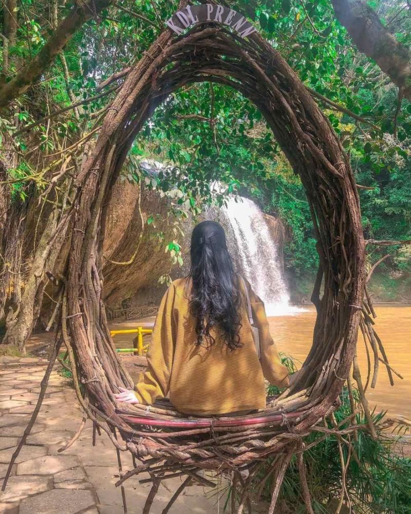 Phải lòng bức tranh tuyệt sắc với 5 thác nước đẹp nhất Đà Lạt-3