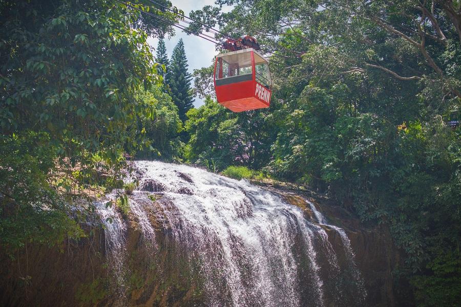 Phải lòng bức tranh tuyệt sắc với 5 thác nước đẹp nhất Đà Lạt-2