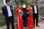 Xôn xao clip chú rể 15 tuổi lấy vợ ở Hà Tĩnh-3
