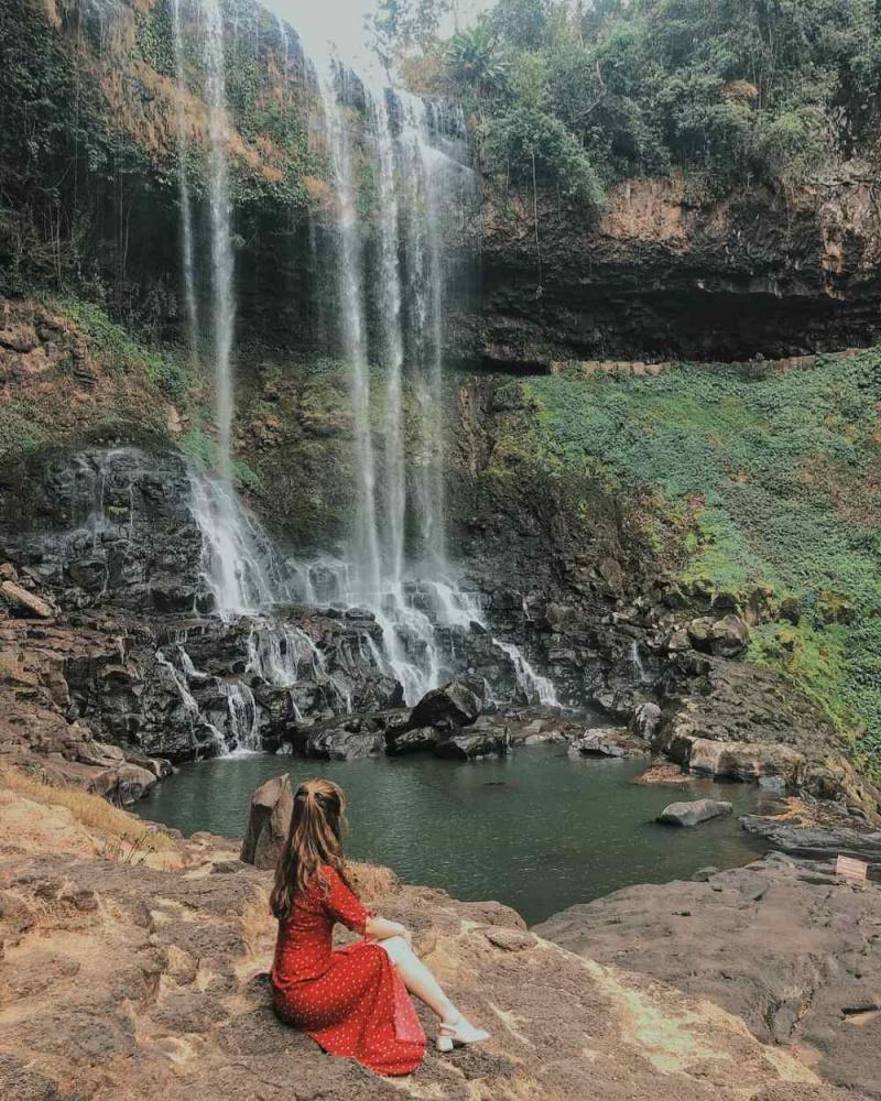Phải lòng bức tranh tuyệt sắc với 5 thác nước đẹp nhất Đà Lạt-7