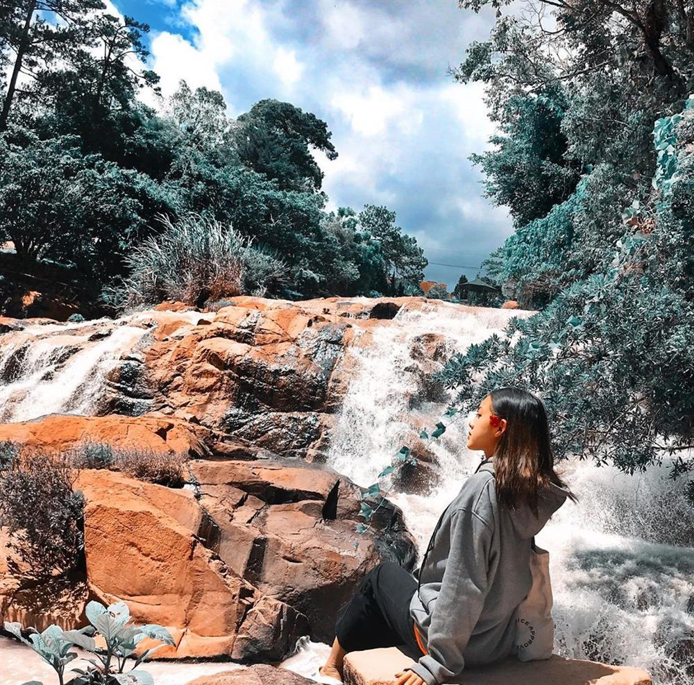 Phải lòng bức tranh tuyệt sắc với 5 thác nước đẹp nhất Đà Lạt-12