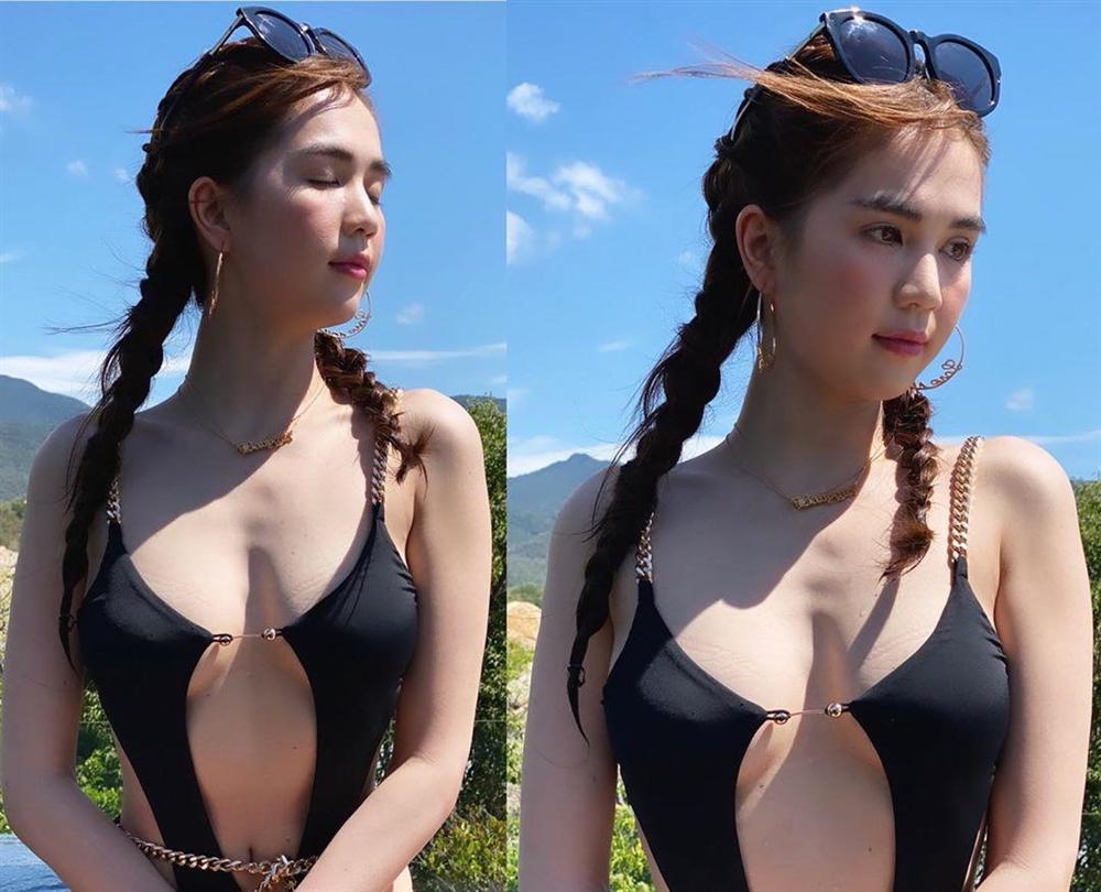 3 kiểu tóc hack tuổi' giúp Ngọc Trinh nhìn trẻ như gái 18-10