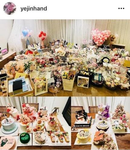 Động thái Son Ye Jin sau sinh nhật đầu tiên bên Hyun Bin: Tôi thấy bản thân vô cùng may mắn-1
