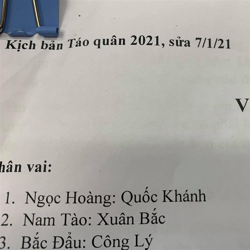 Chí Trung ngầm xác nhận Quốc Khánh sẽ tham gia Táo Quân 2021-1