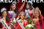 Những Hoa hậu Hoàn vũ lên ngôi với tuyệt tác đầm đỏ trong 2 thập kỷ qua