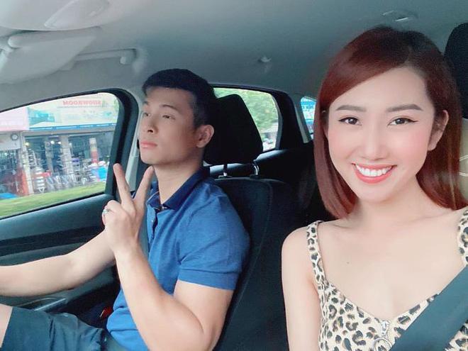 Thúy Ngân bẻ lái cao tay khi được hỏi tình yêu với Trương Thế Vinh-4