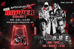 Winner X Rapper Show: Đại nhạc hội quy tụ các thế hệ Rap Việt