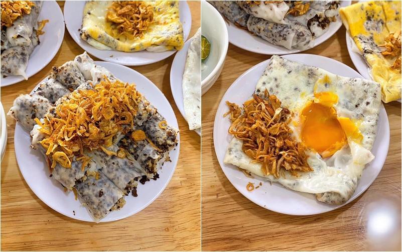 Ghé 3 địa chỉ ở Hà Nội nếm thử bánh cuốn trứng chảy ngon khó cưỡng-1