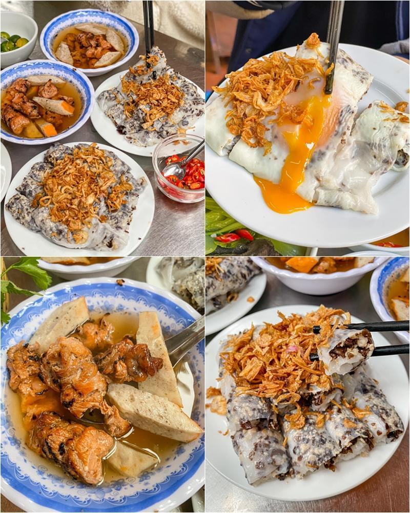 Ghé 3 địa chỉ ở Hà Nội nếm thử bánh cuốn trứng chảy ngon khó cưỡng-2