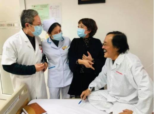 Nghệ sĩ Giang Còi nhập viện vì nghi có khối u ở họng-2