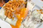 Ghé 3 địa chỉ ở Hà Nội nếm thử bánh cuốn trứng chảy ngon khó cưỡng