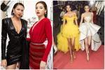 Không phải xuyên thấu hở bạo, váy đính nơ thống trị 2020, Khánh Vân diện như cơm bữa-14