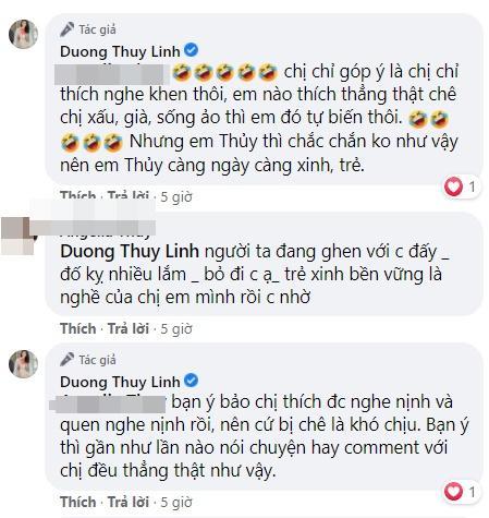 Hoa hậu Dương Thùy Linh từ mặt bạn thân vì thói góp ý vô duyên-3