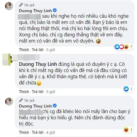 Hoa hậu Dương Thùy Linh từ mặt bạn thân vì thói góp ý vô duyên-4