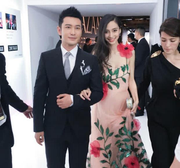 Angela Baby âm thầm đổi thông tin cá nhân, chuẩn bị tuyên bố ly hôn Huỳnh Hiểu Minh?-2