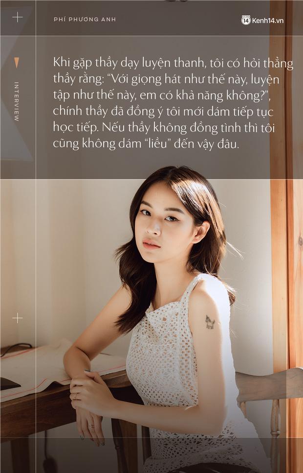 Vì sao Phí Phương Anh đi hát?-3